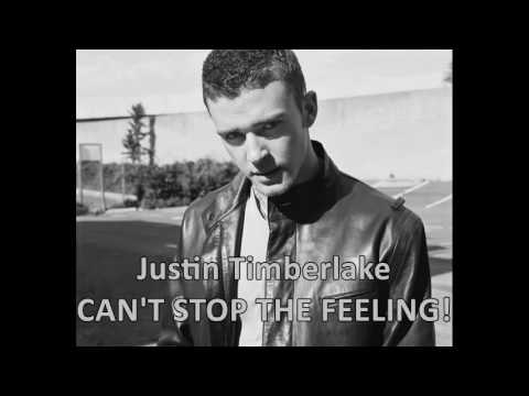 Justin Timberlake - CAN'T STOP THE FEELING 1 HOUR...