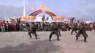 боевой танец кубанских казаков
