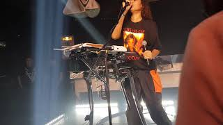 AlunaGeorge Automatic Feat ZHU Live In Kuala Lumpur April 2019