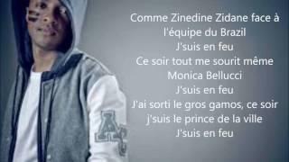 Soprano en feu paroles (lyrics)