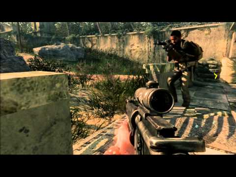 CALL OF DUTY: BLACK OPS: WALKTHROUGH  PART 1: BAY OF PIGS