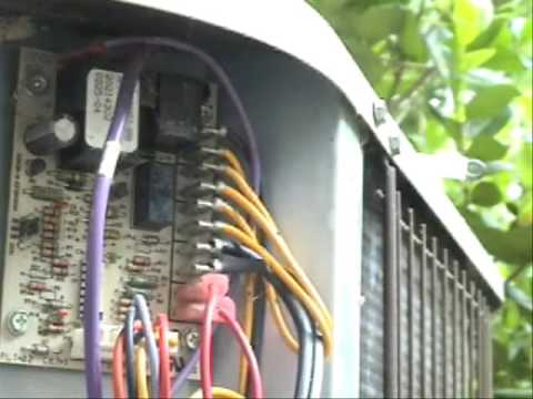 hqdefault hvac heat pumps 2 youtube goodman defrost control board wiring diagram at bakdesigns.co