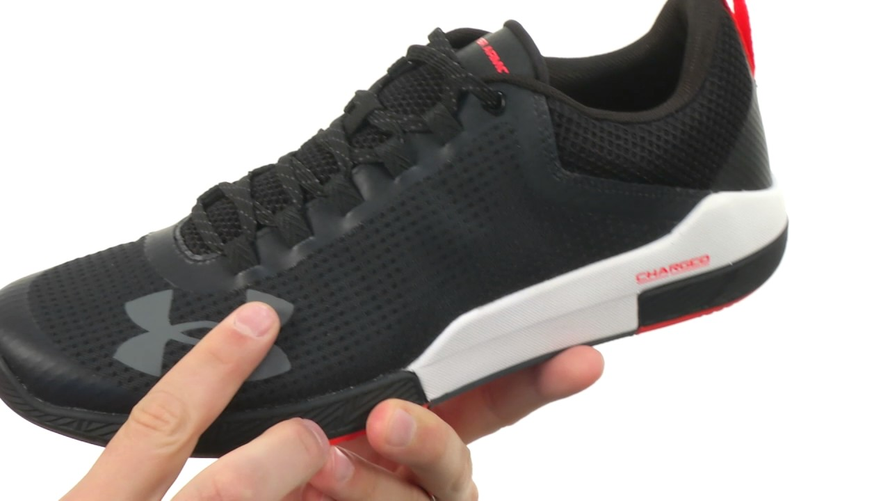 Under Armour Mens Charged Legend Cross-Trainer Shoe