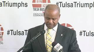 Tulsa 1921 Race Riot Commission renamed Race Massacre Commission