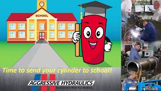 A look at smart hydraulic cylinders and their applications