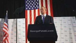 Al Hunt: George Pataki's Not Going to Be the Anti-Hillary Candidate