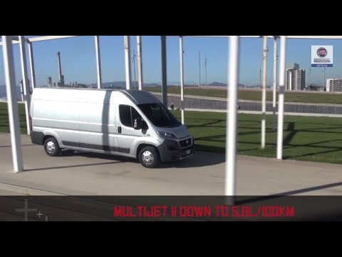 New Ducato 2014- More Efficiency  Fiat Professional