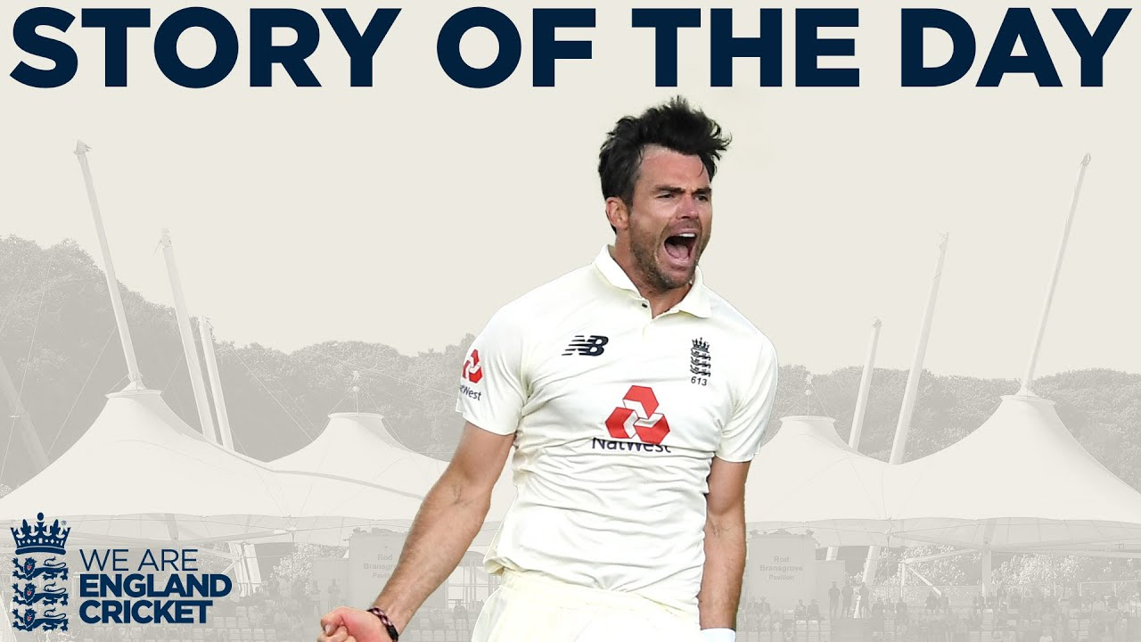 Anderson Wickets Give England Advantage! | England v Pakistan 2nd Test Day 1 2020