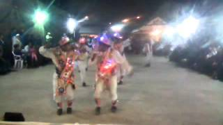 fiesta navideña de sangayaico