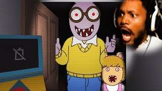 MY CHILDHOOD IS RUINED | Arthur