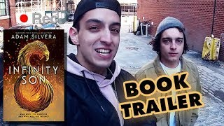 INFINITY SON by Adam Silvera | Official Book Trailer