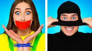 SELF DEFENSE HACKS   Home Alone by Multi DO YouTube Videos