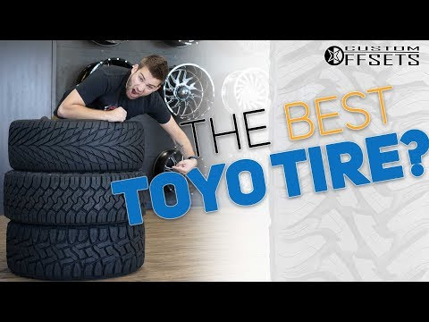 The Toyo Tire Lineup: Which One Is The Best?