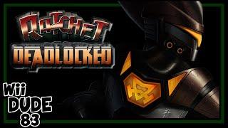 ratchet deadlocked gladiator review ps2   wiidude83