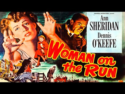 Woman on the Run (1950) Crime, Drama, Film-Noir