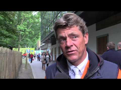 Interview Jeroen Dubbeldam na landenwedstrijd