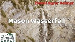 The Alps/Mason Wasserfall in Braz 4K/Mavic Pro2/ 4 größter Wasserfall Österreichs!