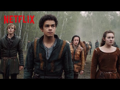 Netflix revela el tráiler oficial de Carta al rey