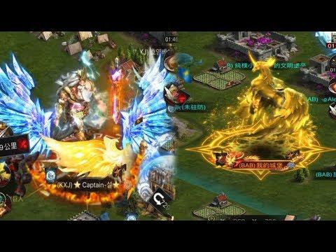 Clash Of Kings : MAXED P6 +1400% KILLS 100M *war*