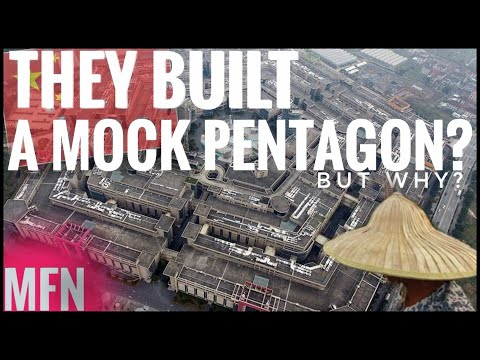 MILITARY ANALYST EXPLAINS ALL PT 2. | CHINA'S PENTAGON