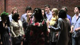 "Offspring ""The Kids are Alright"" A Cappella cover by Bates College Crosstones - Senior Concert"