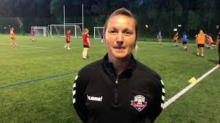 <b>Charlotte Bennett</b> FS Coach