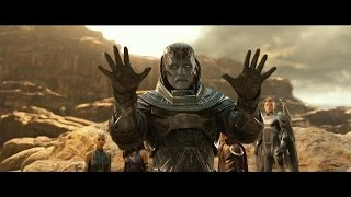 X  Men Apocalypse | Builds A Pyramid