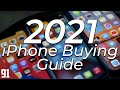 2021 iPhone Buying Guide - Which iPhone is for you?