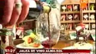 Chilean Wine Jelly Alma Sol