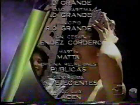 """Miss Puerto Rico 1999 Part 5 """"Crowning Moment Part 2, Credits"""""""