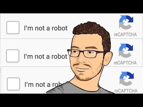 I'm Not A Robot