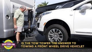 Could The Tow Tower Be The Replacement For A Car Dolly?