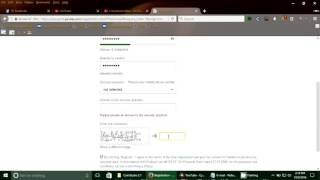 How to Create a   YandeX mail Account  part # 3