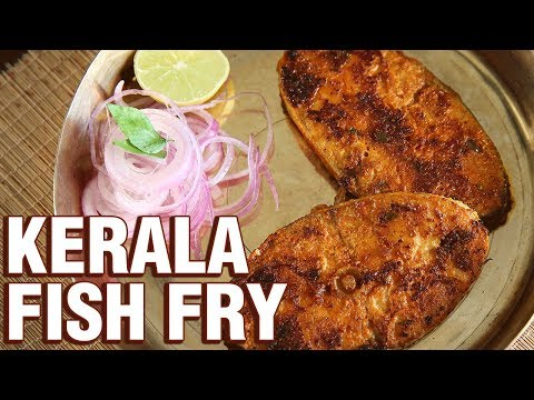 Kerala Style Fish Fry Recipe | How To Make Kerala Style Fish Fry | Fish Fry Recipe | Smita Deo