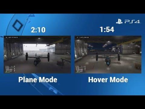 """Avenger Speed """"Glitch"""" - Plane Mode V Hover Mode - GTA Online"""