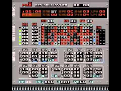 PR8 - NES Drum Machine/ Synth - Minibosses Message Board