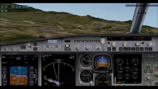 mroc-mhtg / Alliance Airways flight / Hans and Dan