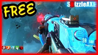 DLC 5 Origins: FREE MG08/Magna Collider Pack a Punch! How to Build Maxis Drone (Zombies Chronicles)