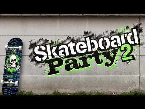 Skateboard Party 2 Android GamePlay Trailer (HD)