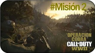 Call of Duty®: WWII Misión 2 Operation Cobra PT 1