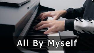 Celine Dion - All By Myself (Piano Cover by Riyandi Kusuma) видео