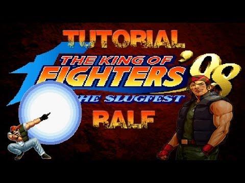 Tutorial Combos Del The King of Fighters 98 Ralf Jones