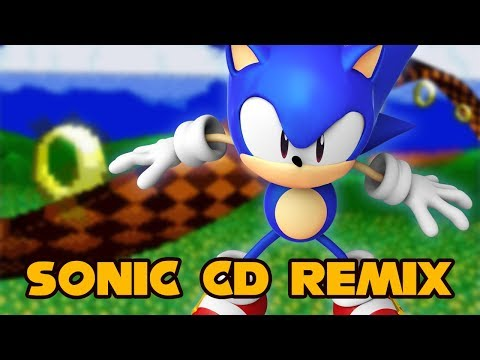 Sonic CD Remix - Walkthrough