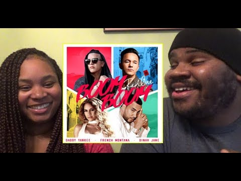 REDONE - BOOM BOOM FT DADDY YANKEE, FRENCH MONTANA, & DINAH JANE (M/V) - REACTION