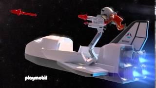 Playmobil City Action - Space Rocket and Shuttle TVC