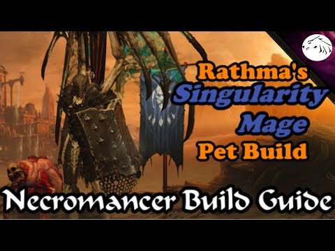 Diablo 3 Necromancer Rathma's Super Mage Pet build guide - Massive