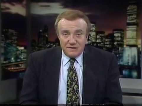 WNYW 10pm News, November 21, 1990