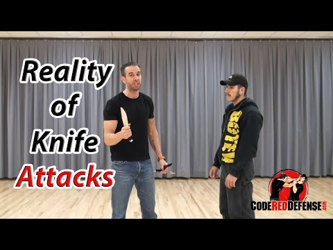 Reality of Knife Attacks
