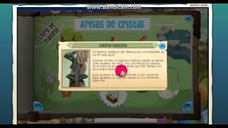 Animal Jam Livro de Viagem Areia de Cristal