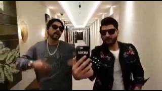 Bilal Saeed and Bohemia Nomakeup Selfie Video by Bilal Saeed and Bohemia